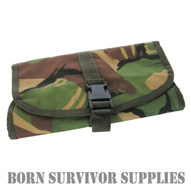 BCB LARGE COMBAT WASHBAG - DPM CAMO Army Kit Bag Travel Toiletry Toilet Wash Bag