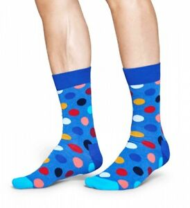 d0aebc747afc2 Details about Happy Socks Big Dot Unisex Size 41-46 RRP 13 € HS220  Colourful Socks Multi-Coloured- show original title