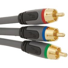 Rocketfish 1.2m (4 ft.) Stereo Audio Cable (RF-G1207-C)