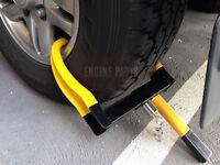 Jayco Caravan Pop Top Sterling Expanda Trailer Security Wheel Clamp Lock Wc103