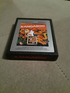KANGAROO for ATARI 2600 CARTRIDGE ONLY ▪︎FREE SHIPPING ▪︎