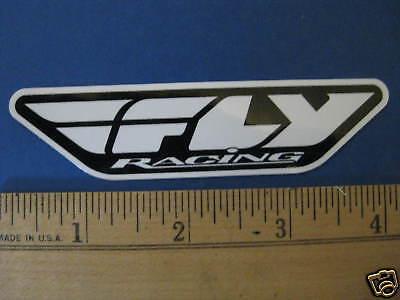 FLY bmx Bike Bicycle MTB Frame Street NOS Road tri Ride Sticker Decal