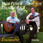 Encuentro by Paco Pe€a (CD, Dec-1992, Nimbus)