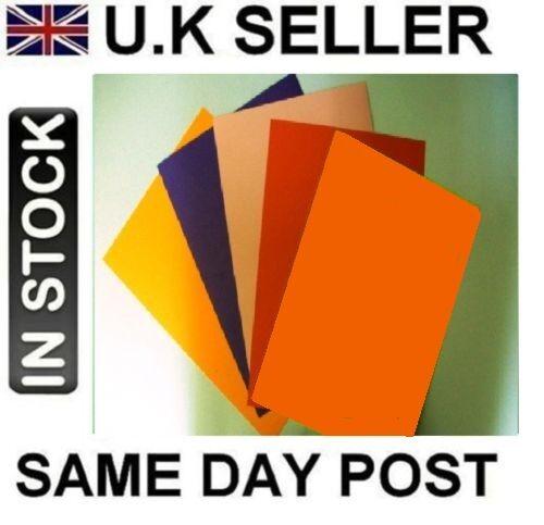 50 Hojas A4 Cartulina Colores Surtidos Pack 160gms Artesanías Tarjetas