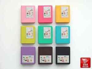 64-Items-Album-Case-Photo-Storage-Fujifilm-Instax-Polaroid-Mini-7s-8-25-50s-90