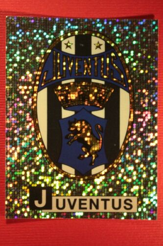 Panini Calciatori 1991//92 1991 1992 N 184 JUVENTUS SCUDETTO OTTIMA!!