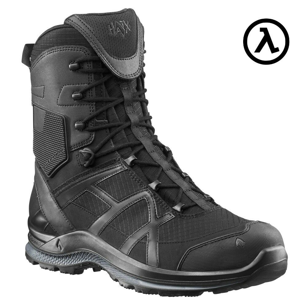 HAIX BLACK EAGLE ATHLETIC 2.0 T HIGH ANTI-STATIC BOOTS 330004  ALL SIZES - NEW