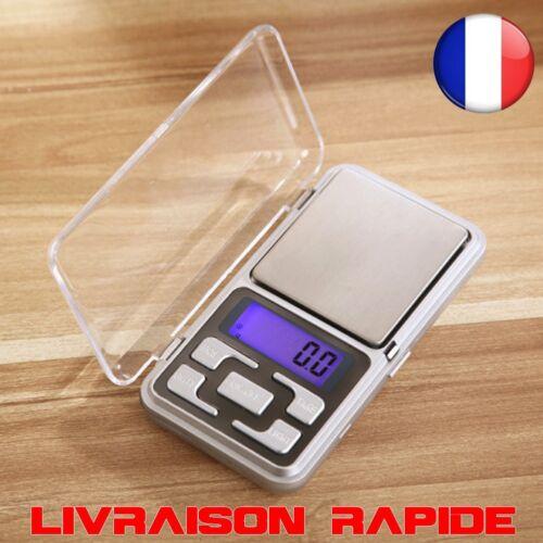 Électronique Mini Balances De Poche Cuisine 200x0.1g Précision LCD Poids Bijoux