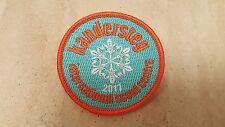 Kandersteg 2017 International Scout Centre Badge. (World Scout Jamboree, Moot)