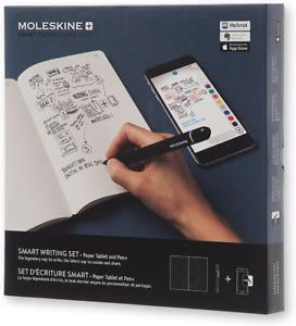 MOLESKINE-Smart-Writing-Set-Paper-Tablet-e-Pen-DISEGNA-E-PORTA-SUL-TELEFONO