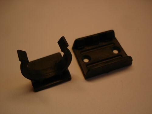 10 St Küchen Sockelblende Sockelleiste Blende für 28 mm Sockelklemmen Clips f