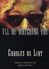 I'll Be Watching You (Key Books)-ExLibrary