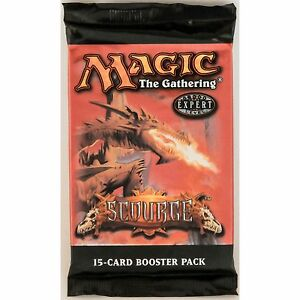 MTG: SCOURGE Sealed Booster Pack - Magic the Gathering Onslaught Block - English