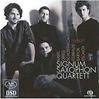 Signum Saxophon Quartet Plays Ravel, Grieg, Schostakowitsch, Iturralde, Bartok, Escaich (2011)