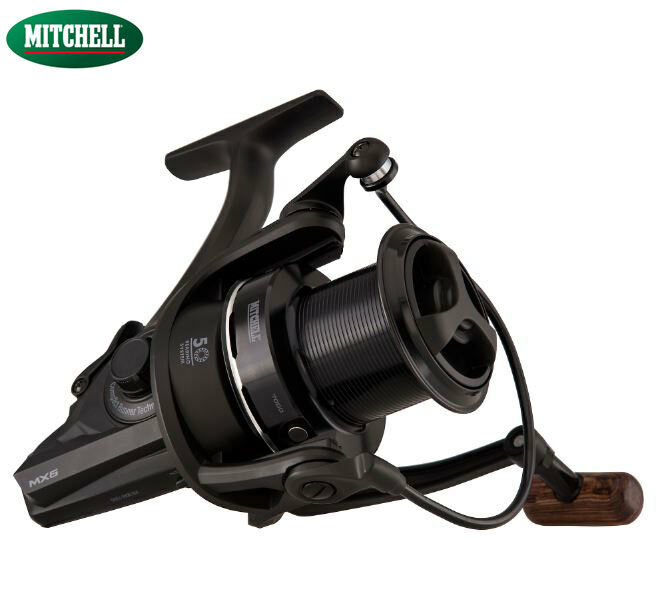 NUOVO MITCHELL COMPLETO RUNNER MX6 Freespool carpa luccio pesca con mulinello-Tutte le Taglie