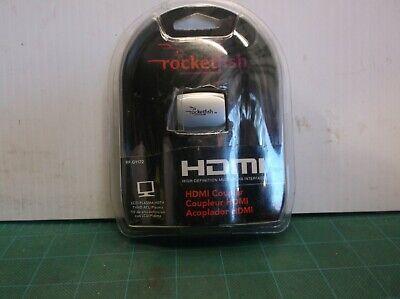 Rocketfish HDMI Coupler - New Multi RF-G1172