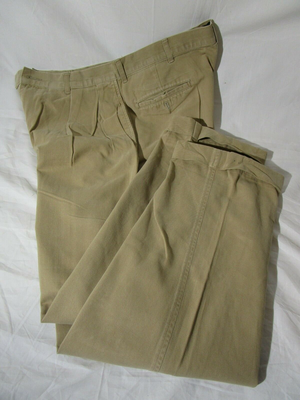 VINTAGE 90'S MEN'S POLO BY RALPH LAUREN CHINO DRE… - image 1