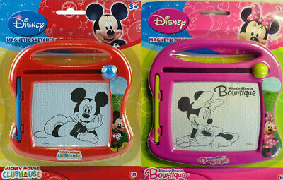 Disney Minnie Mouse Clubhouse Minnie Magnetic Sketcher