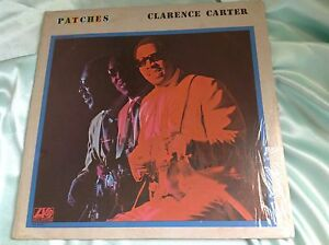 Sellado-Soul-Blues-LP-CLARENCE-CARTER-PARCHES-ATLANTIC-SD-8267-Estereo