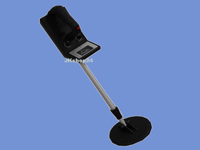 novedad   Basic-detector de metales simple metal-localización +165mm - cabeza de búsqueda metal dispositivo de búsqueda  salida