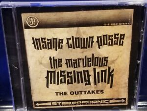 Insane-Clown-Posse-The-Marvelous-Missing-Link-Outtakes-CD-twiztid-hatchet-man