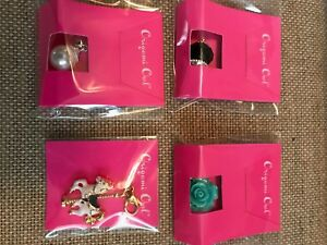Authentic Origami Owl Heart Birthstones Charms NEW RETIRED