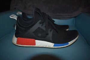 buy online 934a0 c085f Details about Adidas NMD XR1 OG PK Mens sz 10 Black White Running Shoes  BY1909