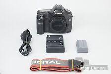 Canon EOS 5D Original, Classic 5D 1 Mark I 12.8MP Full Frame DSLR Camera Body