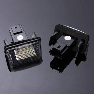 2-pcs-18-LED-SMD-Numero-de-plaque-d-039-immatriculation-de-la-lampe-pour-Peugeo-J5W1