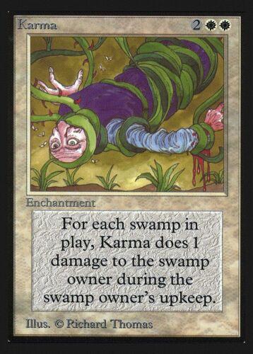 Karma Collectors/' Edition NM Uncommon CARD ABUGames