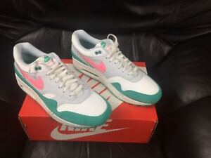 ec1b494c643a 2018 NIKE AIR MAX 1 WATERMELON SOUTH BEACH ALL SIZES 6-12 NEW 7 8 9 ...