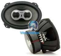 Focal Pc710 7x10 Sound Quality Audiophile 3-way Performance Coaxial Speakers on Sale