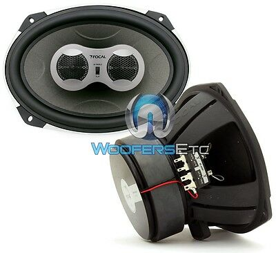 "RB FOCAL PC710 7""x10"" SOUND QUALITY 3-WAY PERFORMANCE COAXIAL SPEAKERS"
