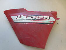 1985 1986 1987 85 86 87 Honda 250ES 250 ES Big Red Side Panel Left 2