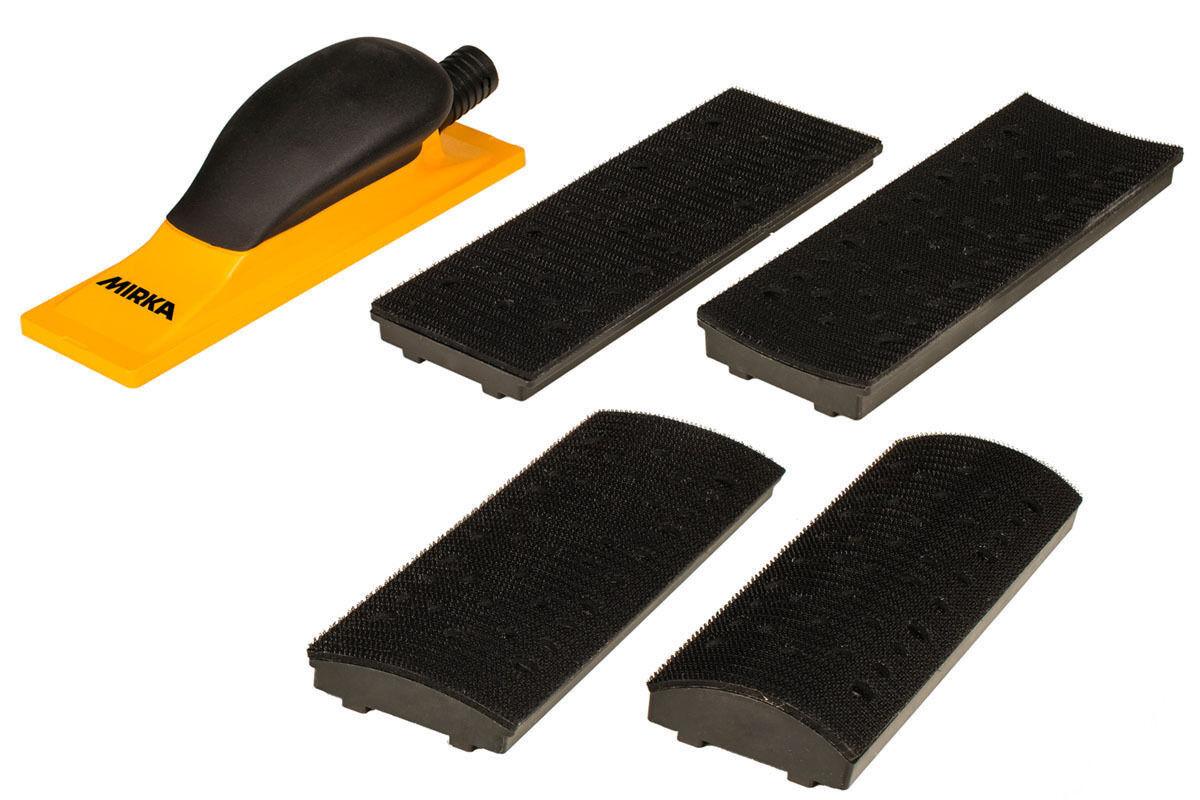 Mirka Bloque De Lijado Mano   Mano  70x198mm   Grip 40H   4   8391520111 en 1 Kit f0b456