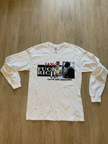 Vintage Jay Z American Gangster Longsleeve