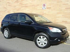 2009 Honda CR-V EX-L 4X4. Leather! Heated Seats! P.Sunroof!