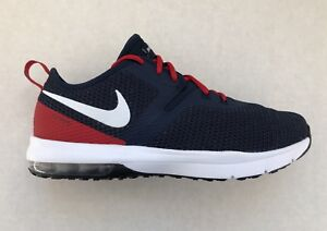 Details about Nike New England Patriots Air Max Typha 2 NFL Shoes  AR0505-400 Size Men s 8.5 86f5e9189
