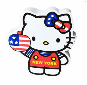UK-CAR-AERIAL-Topper-Hello-Kitty-CHRISTMAS-STOCKING-FILLER-GIFT-White-Finder-NY