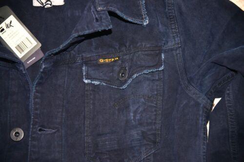 Mens Destory Od 3d Arc Silver Bt giacca Blue Nuova star 82603b Mazarine 5309 Raw G 7vwPWqYt