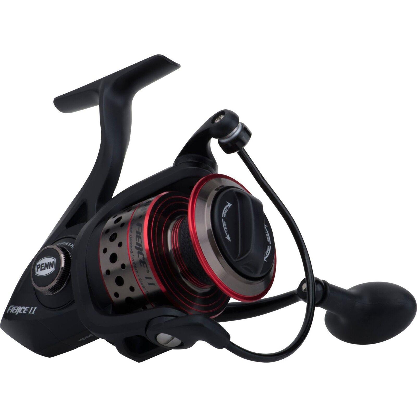 Penn Fierce II 5000    Fishing Reel   1364040  happy shopping