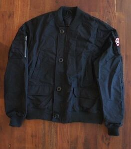 CANADA-GOOSE-Faber-Bomber-Jacket-Mens-XL-NEW