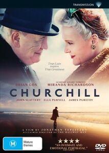 Churchill-2016-DVD-NEW-Region-4-Australia