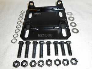 Details about YORK/TECUMSEH TO SANDEN SD508 / SD709 / SD5H14 / SD7H15  COMPRESSOR MOUNT KIT