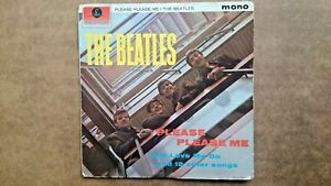 The-Beatles-Please-Please-Me-LP-1960s-Pressing