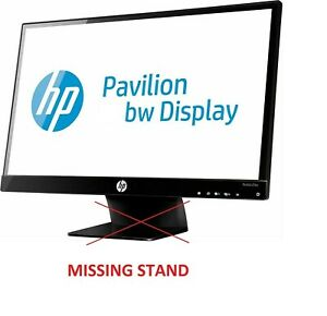 HP-27wm-27-034-HD-1920x1080p-LED-IPS-Monitor-VGA-DVI-D-HDMI-MISSING-STAND