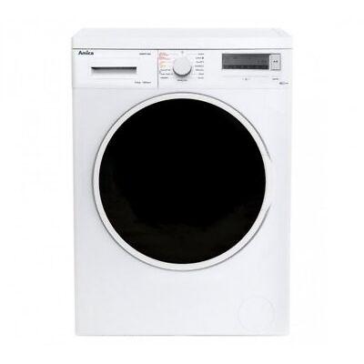 Amica AWDI914DJ 9KG/6KG 1400 Spin Washer Dryer White A Energy Rating Kitchen