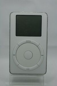 Refurbished-10gb-White-Apple-iPod-Classic-2nd-Gen-10-GB-A1019-Vintage-Retro-MP3