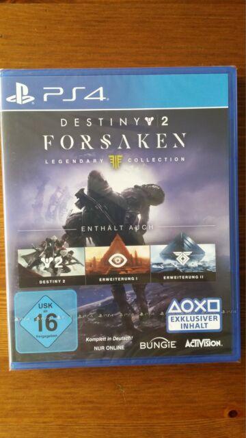 Destiny 2 Forsaken - Legendary Collection - PS4 -  NEU & OVP