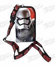 Star Wars Stormtrooper Lanyard Zipper Wallet & IPhone ID Pouch Holder